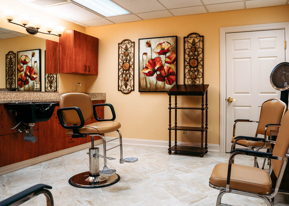 Columbia Salon