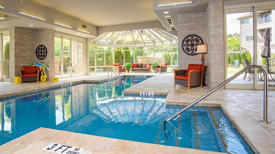 Greenbriar Cove Indoor Pool