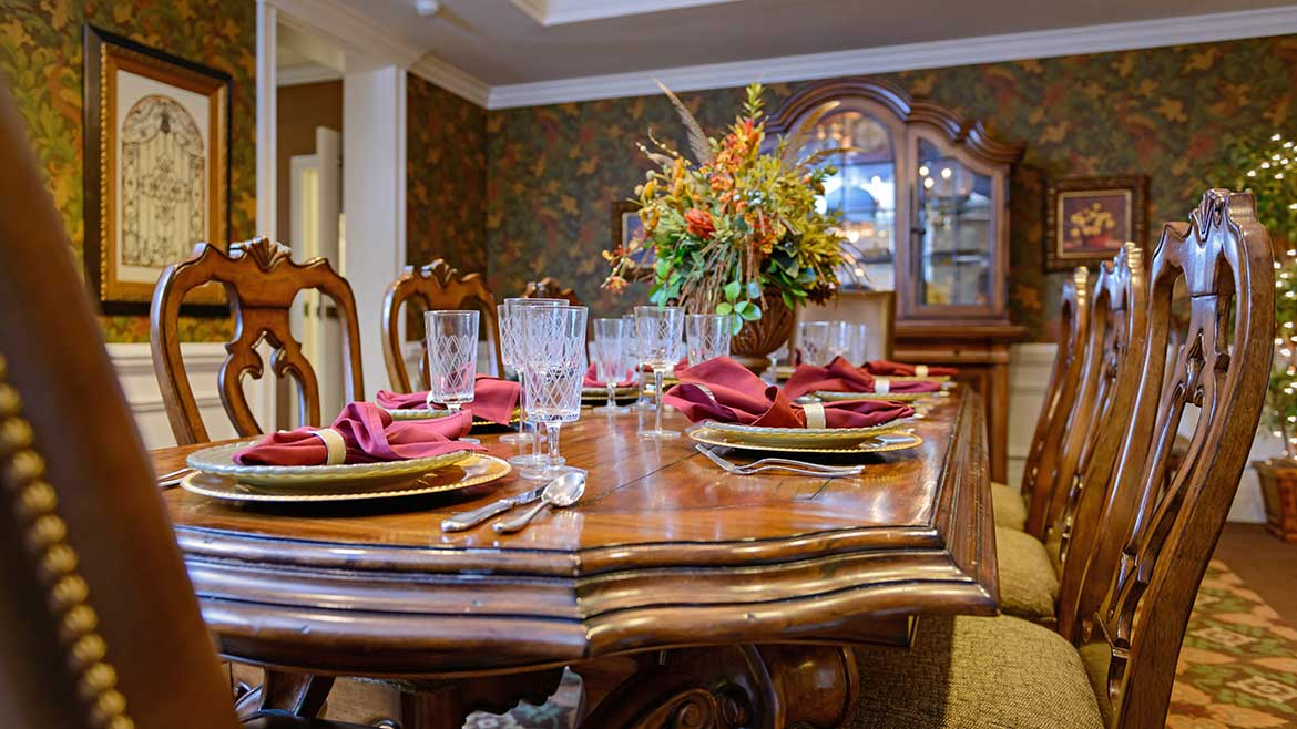 Greenbriar Cove Dining Room