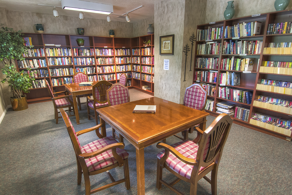 Highland Cove Library