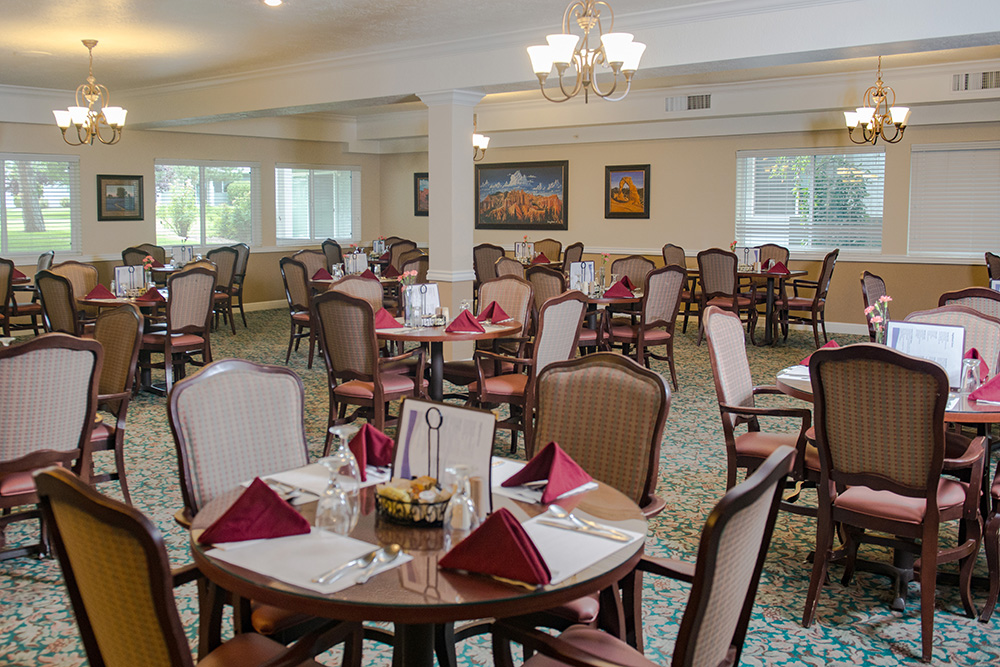Highland Cove Dining Room